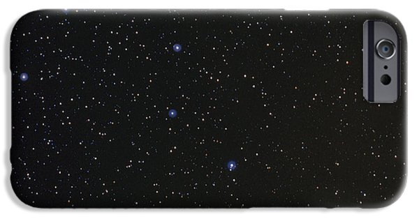 Constellations iPhone Cases - Big Dipper iPhone Case by John Chumack