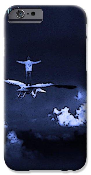 Big dreams iPhone Case by Manjot Singh Sachdeva