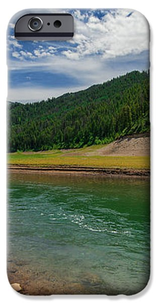 Big Elk Creek iPhone Case by Chad Dutson