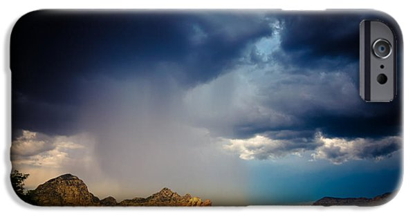 Sedona iPhone Cases - Big River iPhone Case by Buffalo Fawn Photography