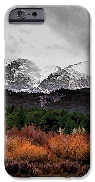 Big Storm iPhone Case by Jon Burch Photography