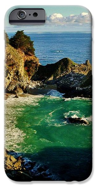 Big Sur iPhone Case by Benjamin Yeager