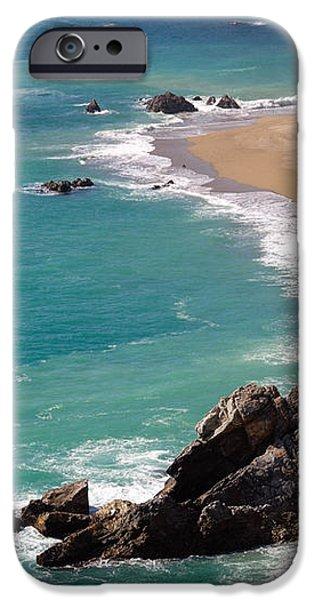 Big Sur Coast iPhone Case by Lynn Bauer