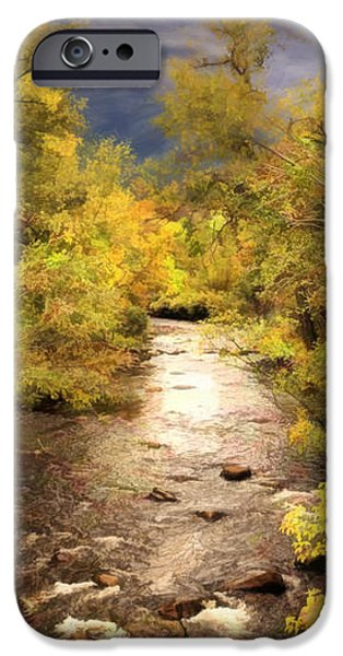 Big Thompson River 3 iPhone Case by Jon Burch Photography