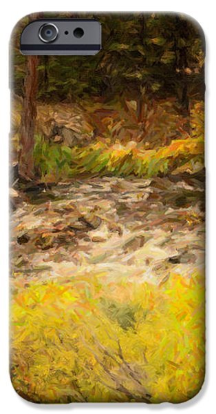 Big Thompson River 6 iPhone Case by Jon Burch Photography