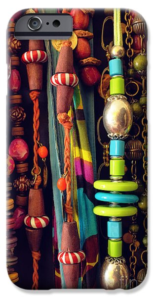 Imitation iPhone Cases - Bijouterie iPhone Case by Carlos Caetano