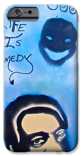 BILL COSBY iPhone Case by TONY B CONSCIOUS