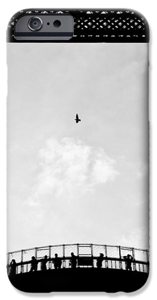 Birds-Eye View iPhone Case by Dave Bowman