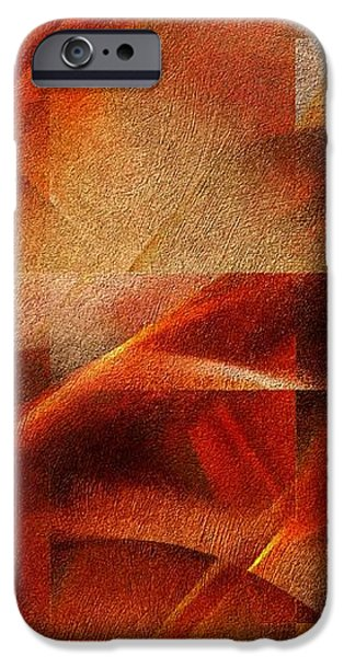 Birds in sunset glow iPhone Case by Gun Legler