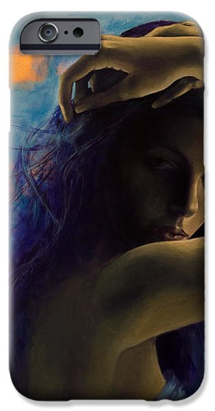 BitterSweet iPhone Case by Dorina  Costras