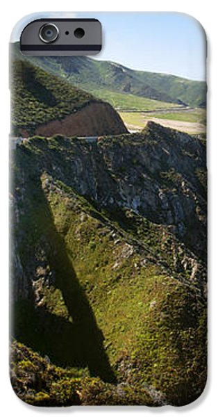 Bixby Bridge near Big Sur on Highway One in California iPhone Case by Artist and Photographer Laura Wrede