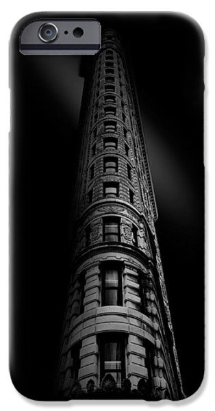 Bw iPhone Cases - Black Noir iPhone Case by Johnny Lam