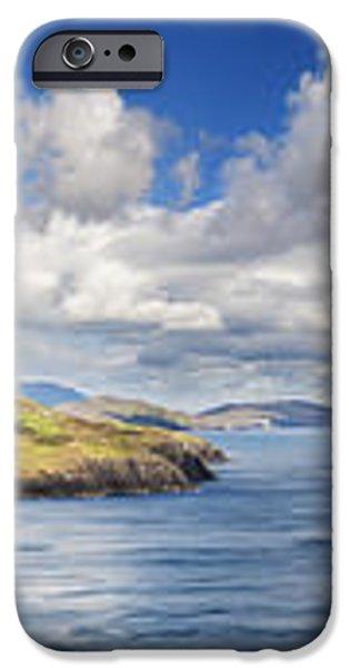 Blackball Head and Bantry Bay iPhone Case by Michael David Murphy