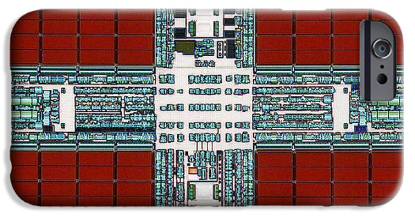 Mainboard iPhone Cases - Blanket iPhone Case by Steve Emery