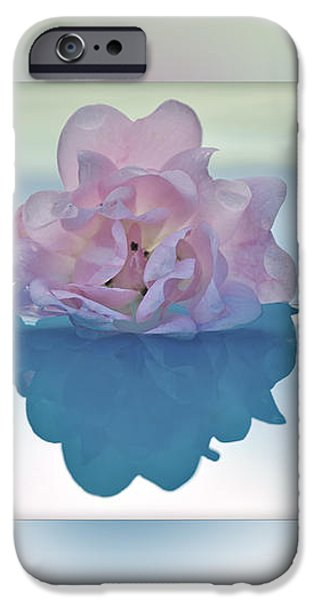 Blend of Pastels iPhone Case by Kaye Menner