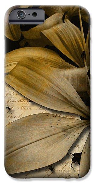 Bliss III iPhone Case by Yanni Theodorou