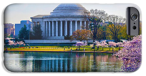 D.c. iPhone Cases - Bliss iPhone Case by Mitch Cat
