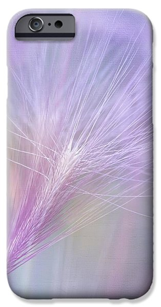 Blowing in the Wind iPhone Case by Kim Hojnacki