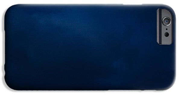 The Dream Team iPhone Cases - Blue Dream iPhone Case by Yoann Jean-Montcler