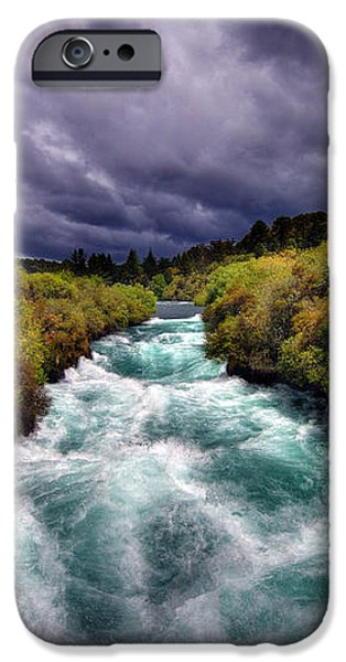 Blue River iPhone Case by Colin Woods
