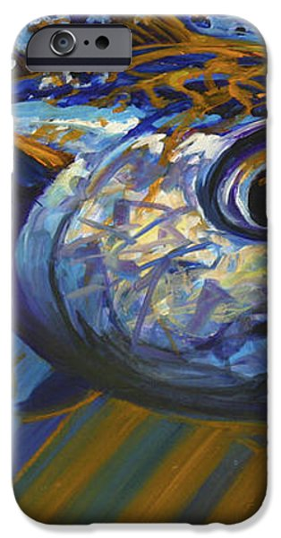 Bluewater Hellraisers iPhone Case by Mike Savlen