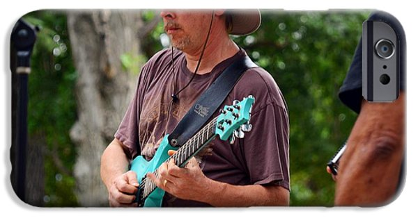 Guitars iPhone Cases - Bm-27 iPhone Case by Thomas Medaris