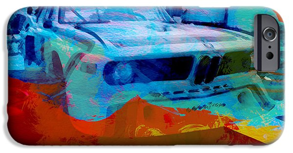 Concept iPhone Cases - BMW Laguna Seca iPhone Case by Naxart Studio