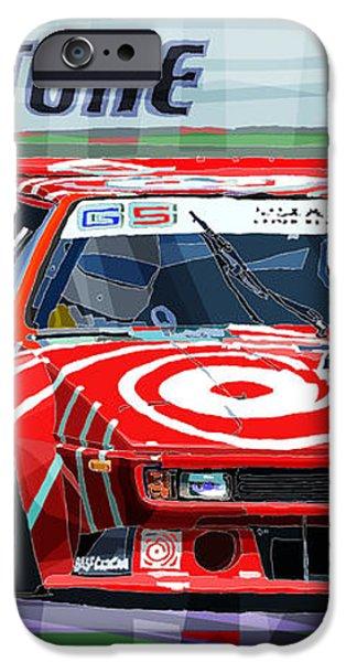 BMW M1 1979 iPhone Case by Yuriy Shevchuk