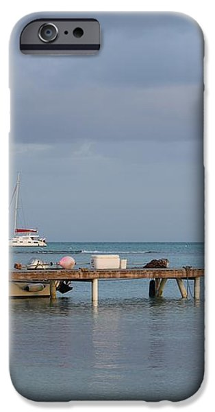 Boats at Rest iPhone Case by Eric Glaser