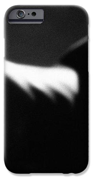 Body Part 1 iPhone Case by Tony Cordoza