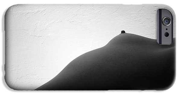 Nude iPhone Cases - Bodyscape iPhone Case by Joe Kozlowski