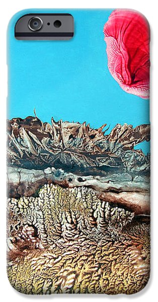 BOGOMIL SUNRISE 2 iPhone Case by Otto Rapp