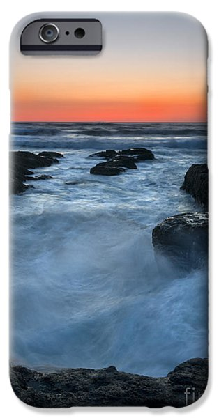 Boiled iPhone Cases - Boiling Point iPhone Case by Mike  Dawson