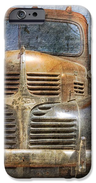 Bonnie And Clyde iPhone Case by Debra and Dave Vanderlaan