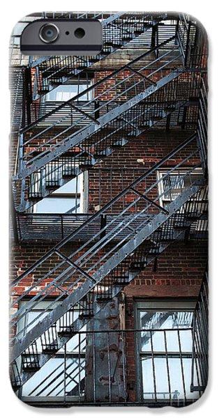 Boston Escape iPhone Case by John Rizzuto