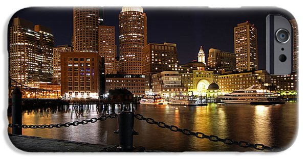 Recently Sold -  - City. Boston iPhone Cases - Boston Odyssey  iPhone Case by Juergen Roth