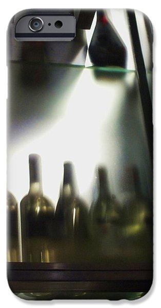 Anna Villarreal Garbis iPhone Cases - Bottles II iPhone Case by Anna Villarreal Garbis