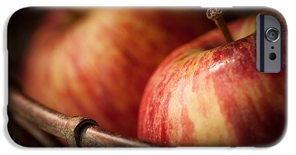 Apple Photographs iPhone Cases - Bountiful iPhone Case by Amy Weiss