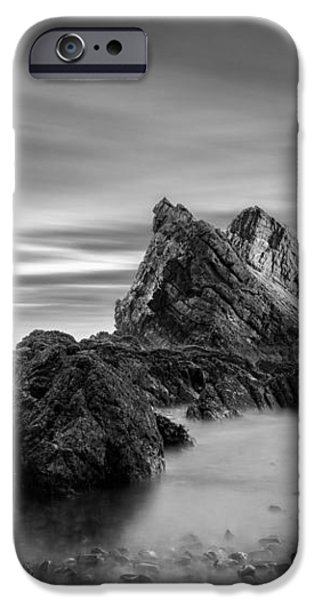 Bow Fiddle Rock 1 iPhone Case by Dave Bowman