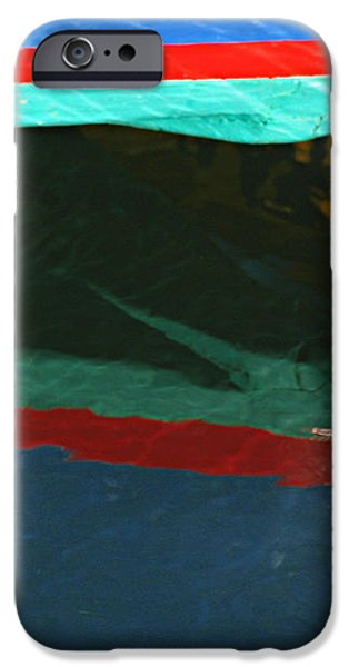 Bow Reflection iPhone Case by Juergen Roth