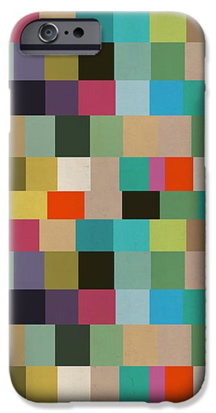 """geometric Art"" iPhone Cases - Boxed iPhone Case by Bri Buckley"