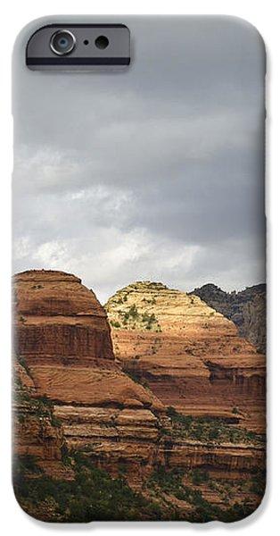 Boynton Canyon II iPhone Case by David Gordon