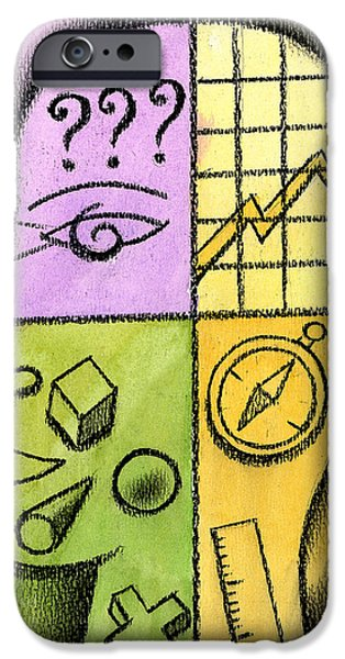 Thinking iPhone Cases - Brainstorming iPhone Case by Leon Zernitsky