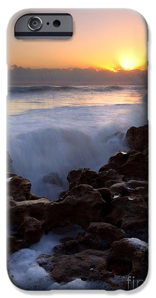 Breaking Dawn iPhone Case by Mike  Dawson