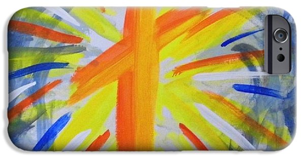 Sun Breakthrough iPhone Cases - Breakthrough iPhone Case by Margaret Grubic