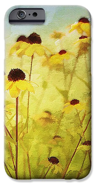 Breeze iPhone Case by Elaine Manley