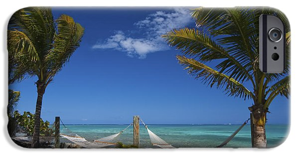 St Photographs iPhone Cases - Breezy Island Life iPhone Case by Adam Romanowicz