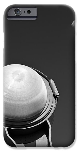 Bridge Light iPhone Case by Dave Bowman