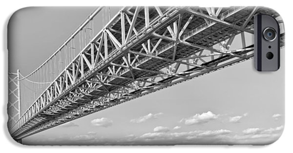 Kobe Photographs iPhone Cases - Bridge Like No Other iPhone Case by Daniel Hagerman