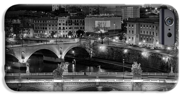 Building iPhone Cases - Bridge over a river iPhone Case by Celso Diniz